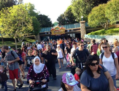 Is Disneyland Safe?
